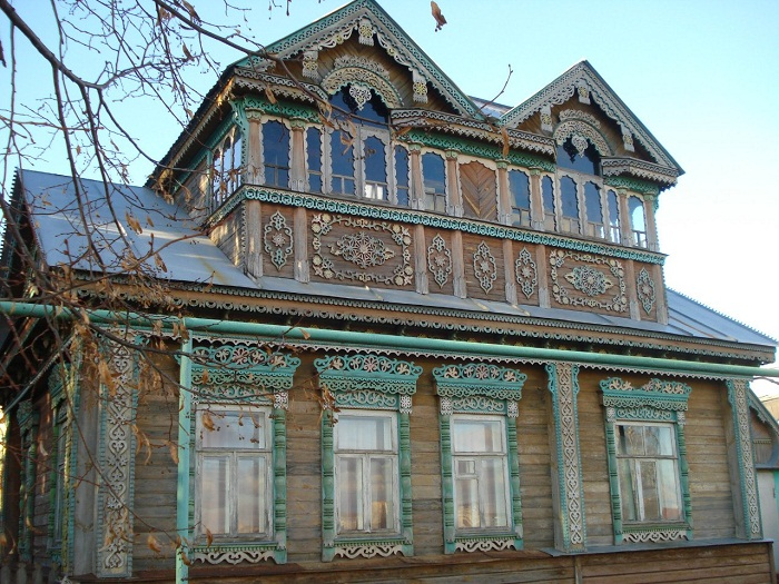 Дом в Мордовии