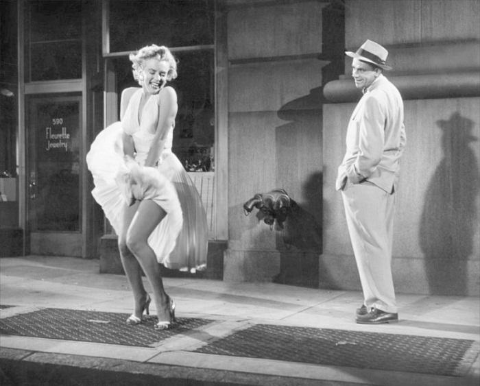 Знаменитое белое платье Мэрилин Монро, Дизайнер Уильям Травилла