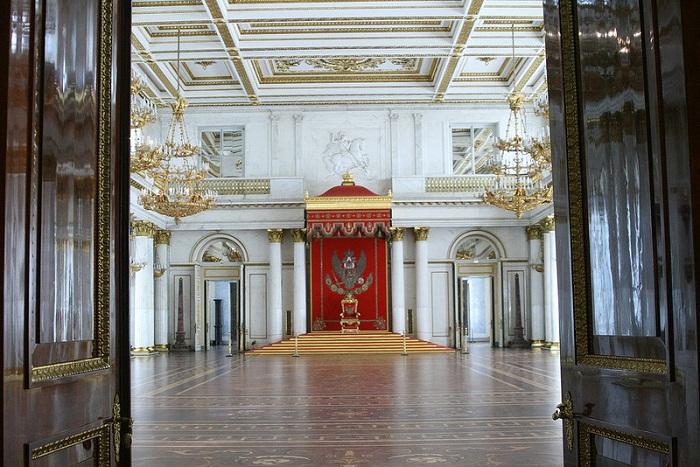 Георгиевский ( Большой Тронный зал)