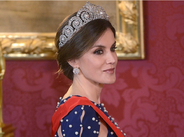 Королева Летисия
