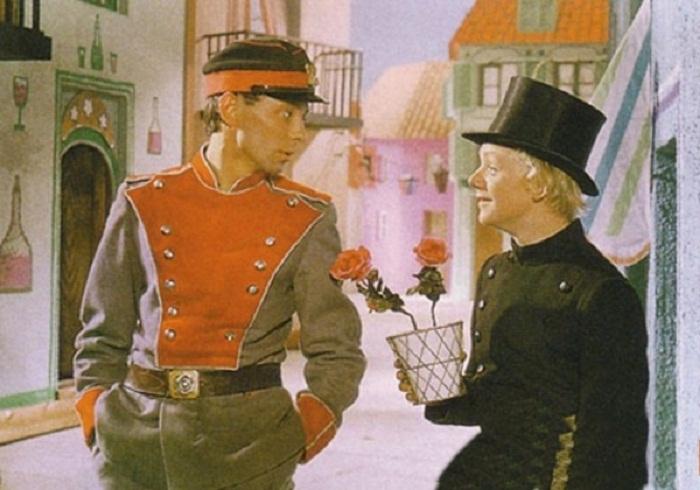 Кадр из фильма «Старая, старая сказка реж. Н.Кошеверова 1968 год»