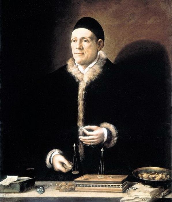 Якоб Фуггер (1459-1525)