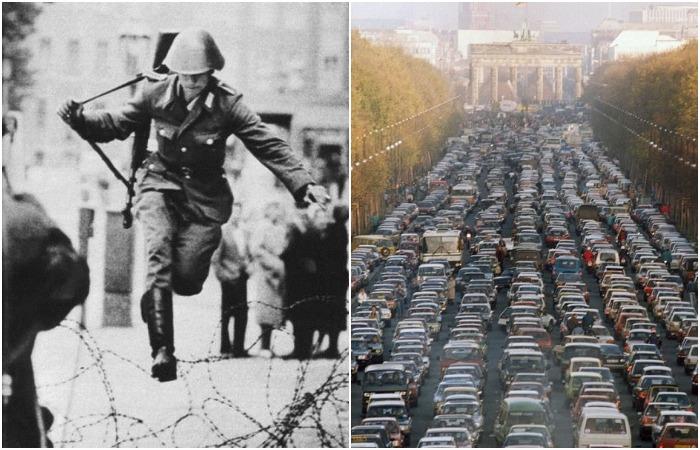 Берлинская стена: Возведение стены, ее падение и что от нее осталось