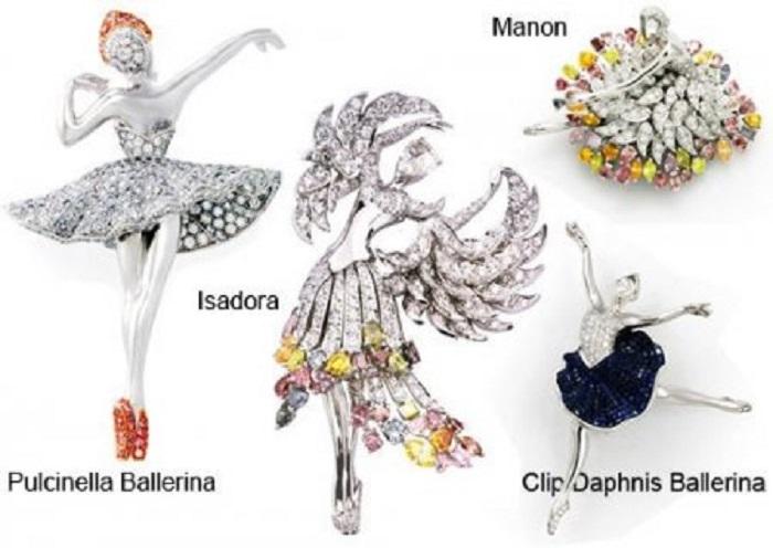 Балерины из коллекции «Ballet Precieux»