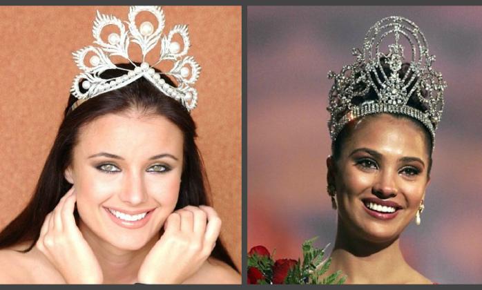 Конкурс Мисс Вселенная: Короны и их обладательницы