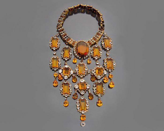 Самое впечатляющее ожерелье в мире
