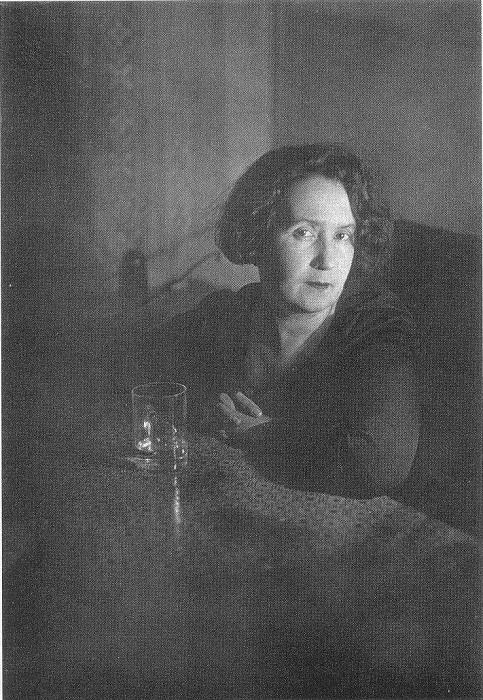Ольга Суок, жена Олеши