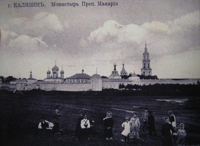 Монастырь Преподобного Макария
