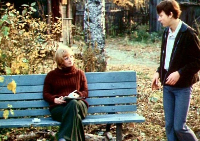 Кадры из фильма «Старший сын». 1973 год