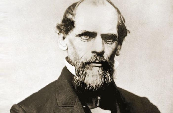Проектировщик моста Джон Рёблинг
