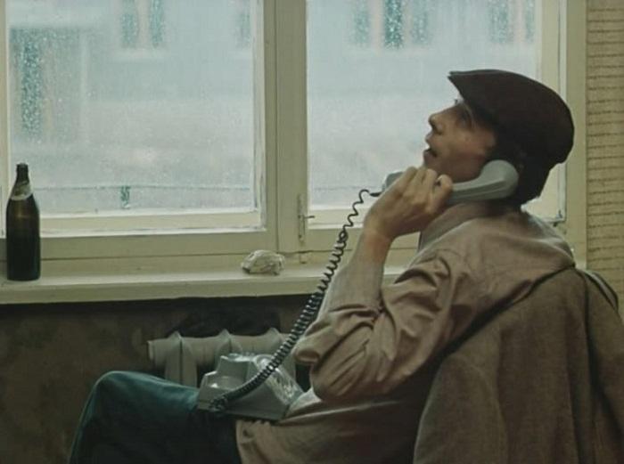 Кадры из фильма «Отпуск в сентябре» (1979 год). Режиссер Виталий Мельников
