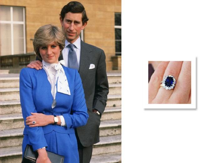 Принц Чарльз и принцесса Диана, 1981 год