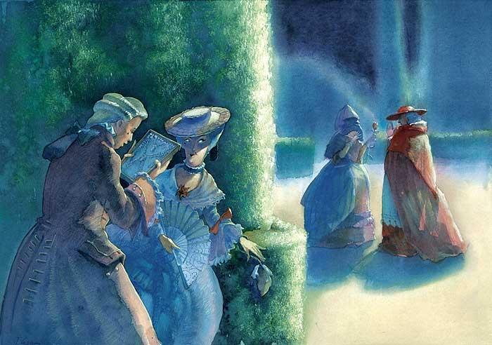 Иллюстрация Игоря Куприна