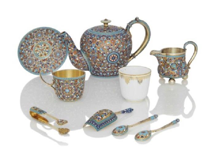 Неполный чайный набор