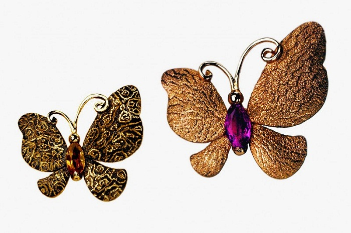 Бабочки от Alex Soldier