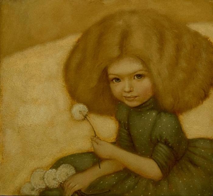 Наталья Сюзева. Венок для Алисы. 2010 г.