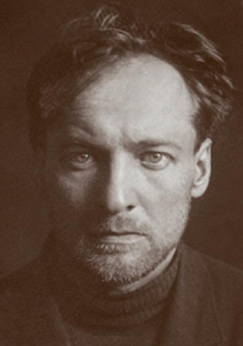 Князь Голицын. Следственное фото. 1931 год.