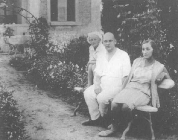 Сима Суок и ее роковой мужчина Владимир Нарбут
