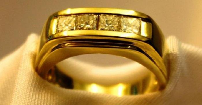Кольцо с бриллиантами Марлен Дитрих