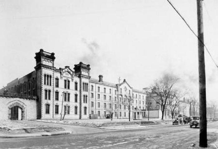 The Ohio Penitentiary. Тюрьма, в которой сидел Уильям Портер