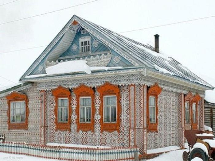Дом в деревне Соймицы Палехского района Ивановской области