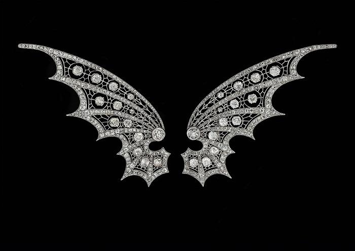 Диадема «Крылья дракона» 1905 год