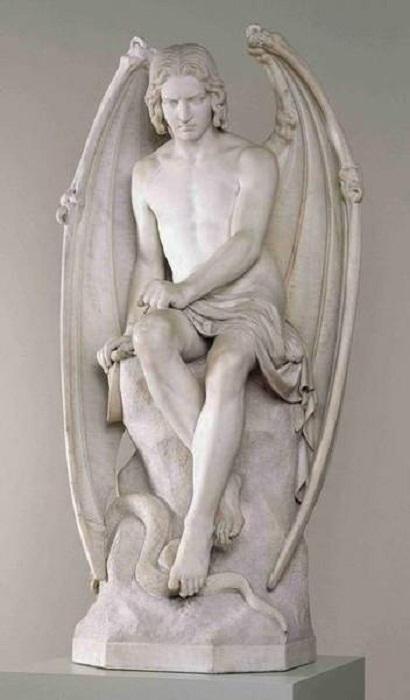 L'ange du mal. Джозеф Гифс