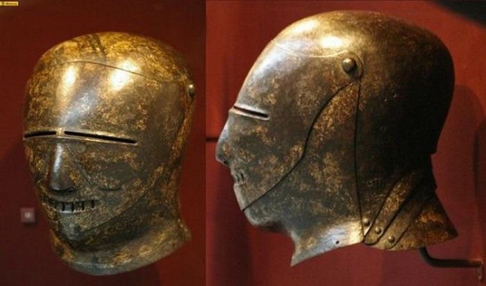 Закрытый шлем, Германия, начало XVI века