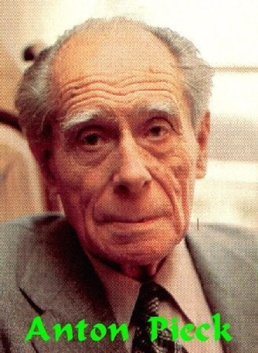 Голландский художник и добрый сказочник Антон Пик (1895–1987)