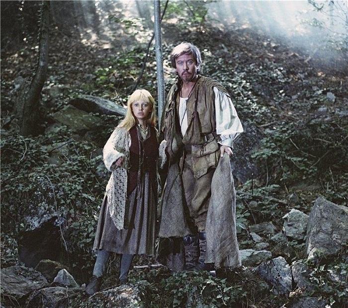 Кадр из фильма «Сказка странствий, реж. А. Митта 1983 год»