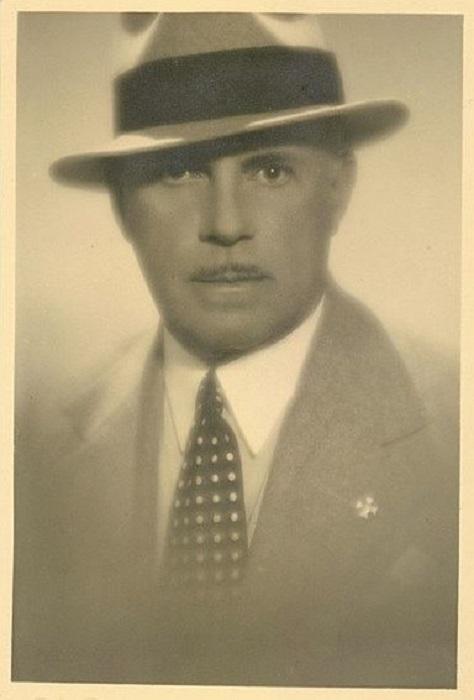 Автор романса Георгий Иванович Гончаренко (1930-е гг.)