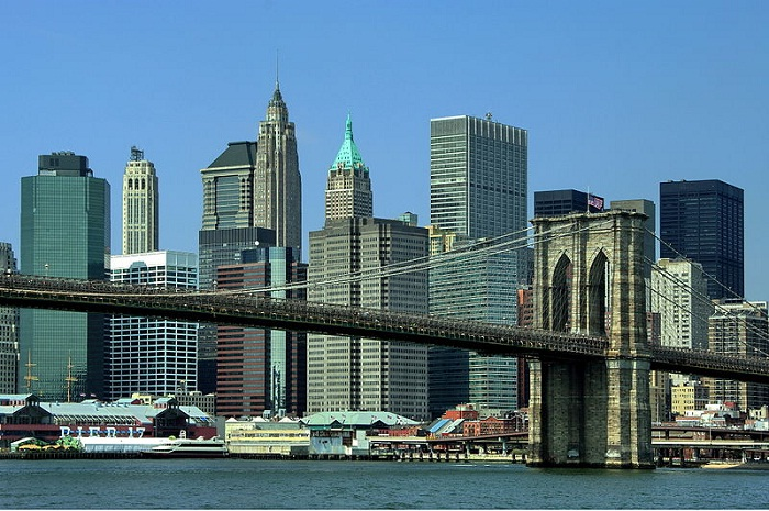 История Бруклинского моста: Гражданский подвиг семьи Рёблингов – от трагедии до триумфа