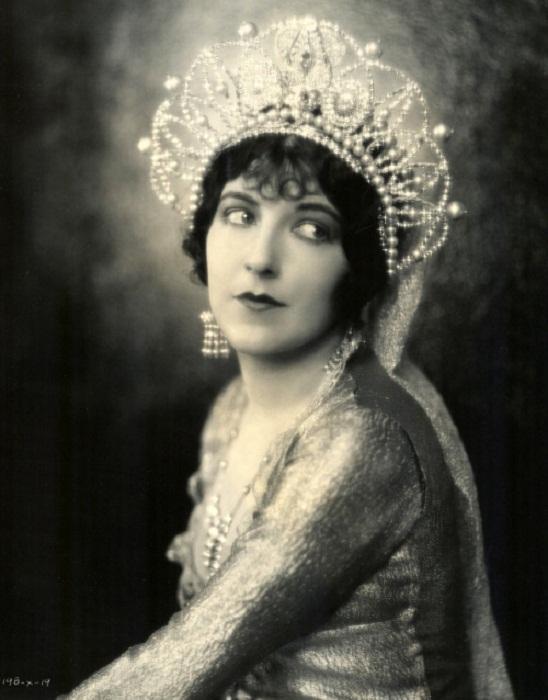 Эйлин Прингл, 1924. Американская актриса эпохи немого кино