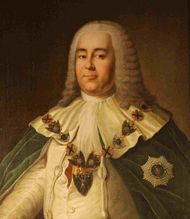 Александр Иванович Румянцев