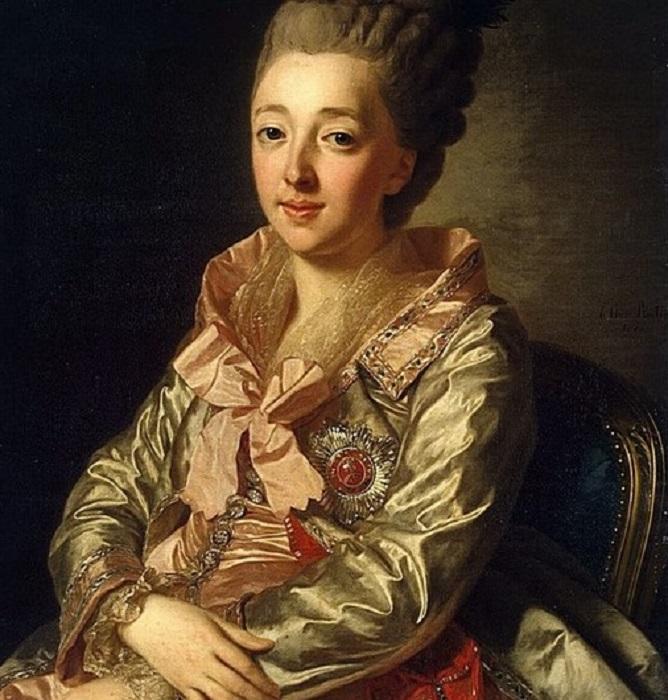Наталья Алексеевна, урождённая принцесса Августа-Вильгельмина-Луиза Гессен-Дармштадтская — великая княгиня, первая супруга великого князя Павла Петровича (впоследствии императора Павла I).