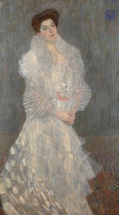 Портрет Эрмини Галлии 1903