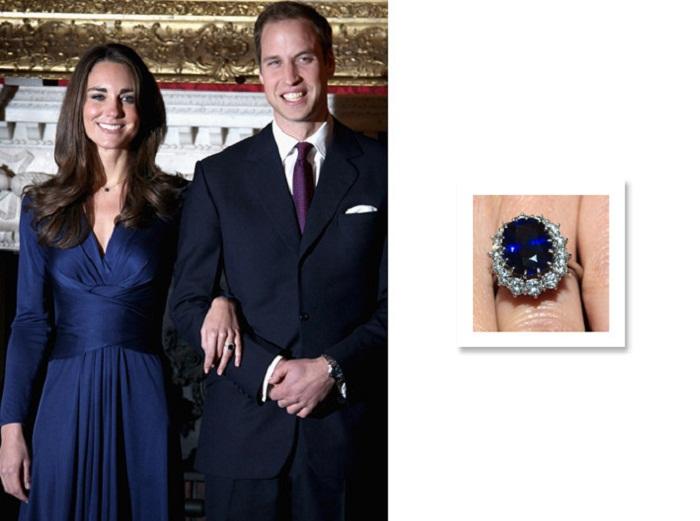 Принц Уильям и Кейт Миддлтон, осень 2010 года