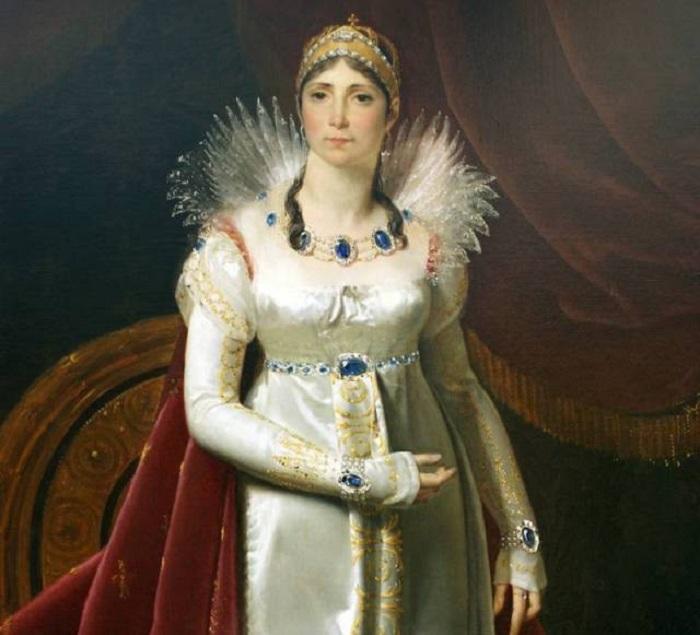 Анри Франсуа Ризенер, Жозефина, 1808