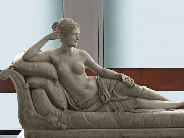 Скульптура Фанни