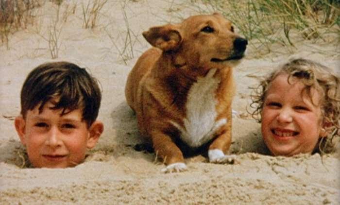 Чарльз и Анна, 1957 год