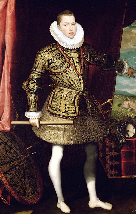 Король Испании Филипп III