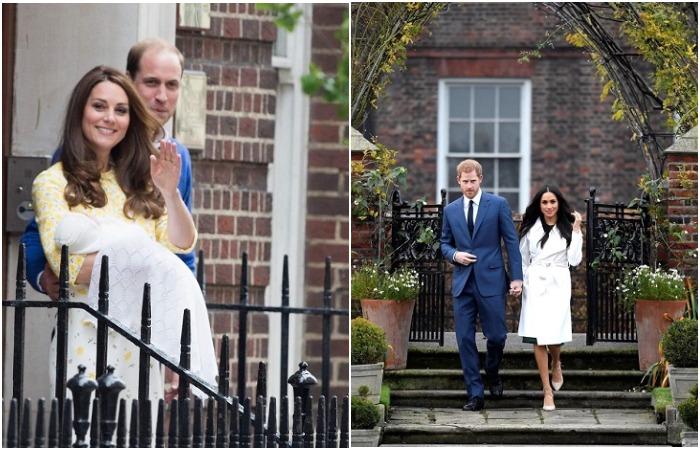 Где проживают всенародные любимцы герцоги Кембриджские и Сассекские