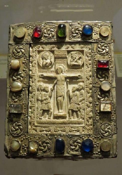 «Pax» Герцога Урсу 752 год, Музей христианства в Чивидале
