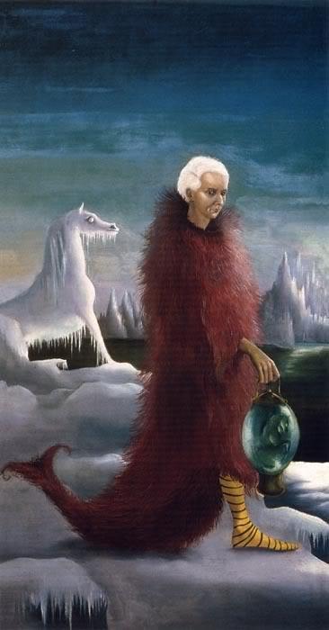 Portrait of Max Ernst 1939