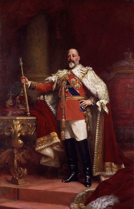 Samuel Luke Fildes. King Edward VII