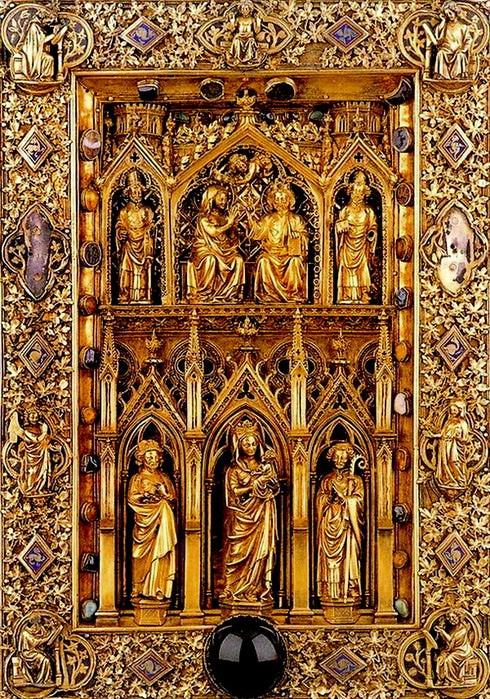 St. Paul, Lavanttal, Carinthia. 1260г
