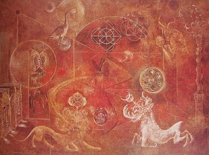 The Burning of Giordano Bruno 1964