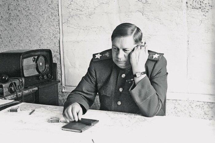 Толбухин воевал под инсулином. /Фото: img.rg.ru