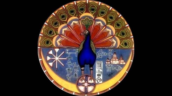 Езидский Малик Таус. /Фото: i.ytimg.com