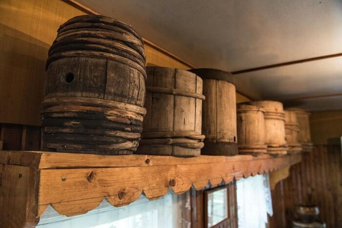 Хранение хмельного кваса. /Фото: ic.pics.livejournal.com